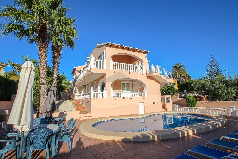 moraira alicante villa foto 3889283
