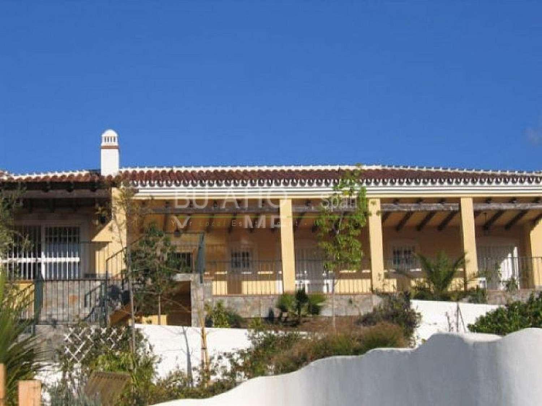 viñuela málaga villa foto 3891028