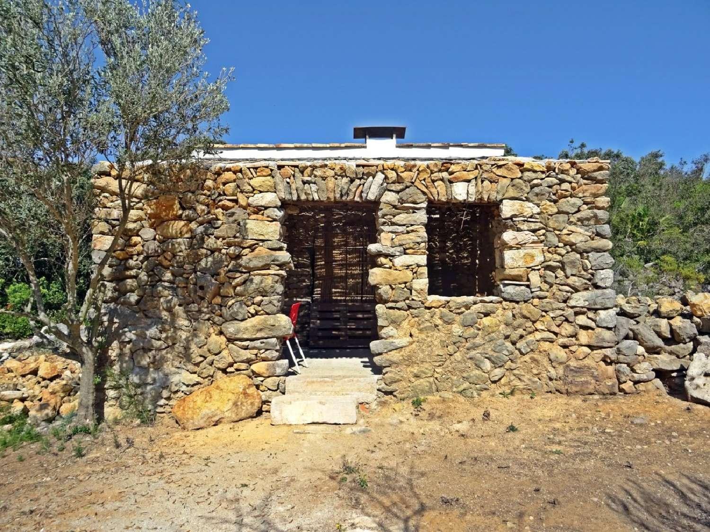 jalón alicante hus på landet foto 4066630