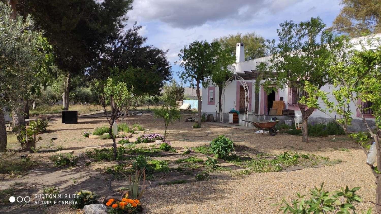 tabernas almería boerderij foto 4049603