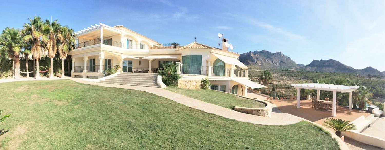 busot alicante villa foto 4137603