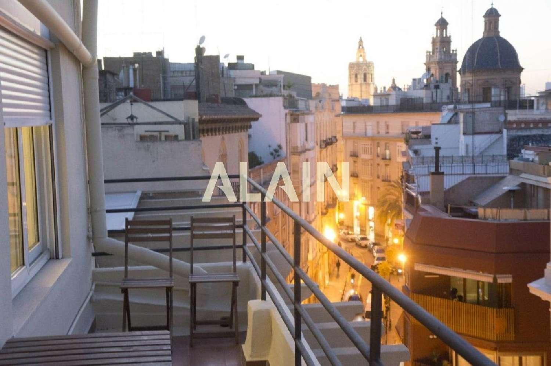 ciutat vella la seu valencia ático foto 4158217