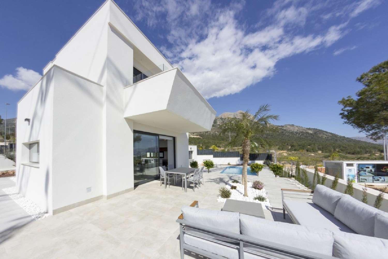 polop alicante villa foto 4141291