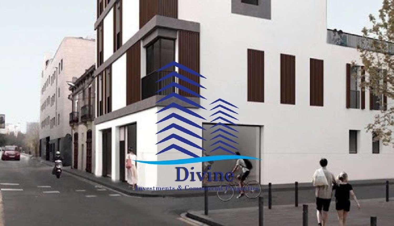 en venta edificio sant martí-el poblenou barcelona 1