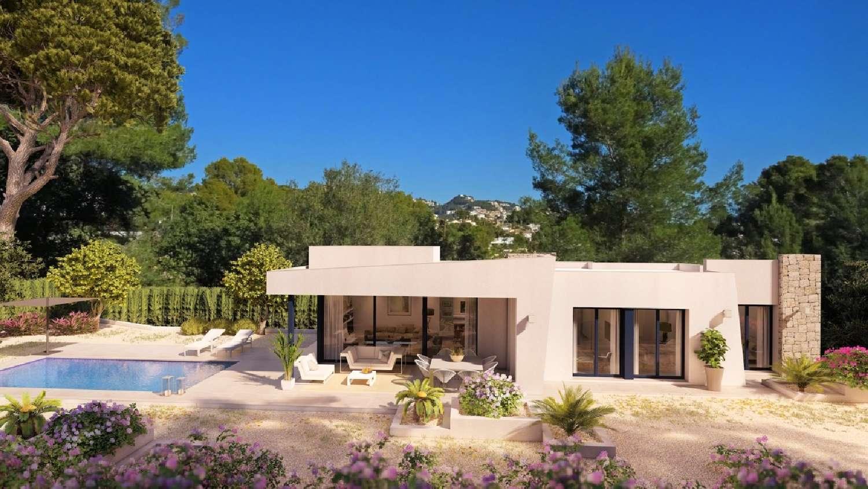 benissa alicante villa foto 4339487