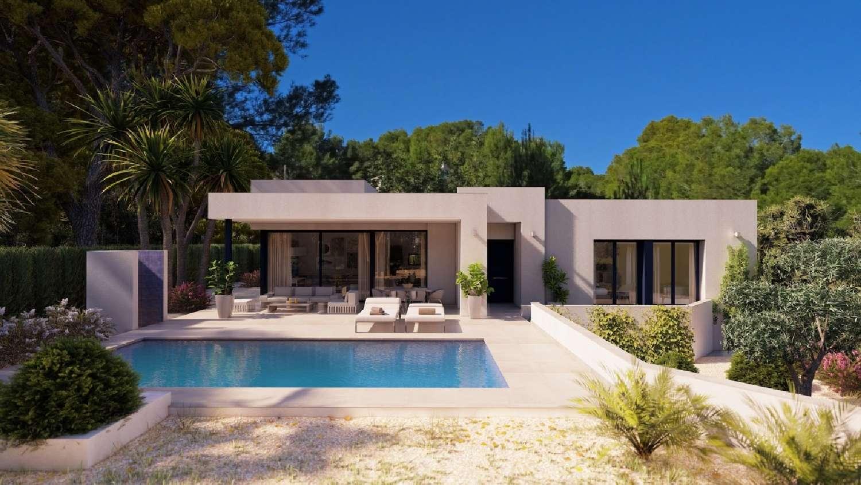 benissa alicante villa foto 4339486