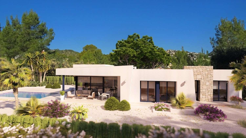 benissa alicante villa foto 4339485