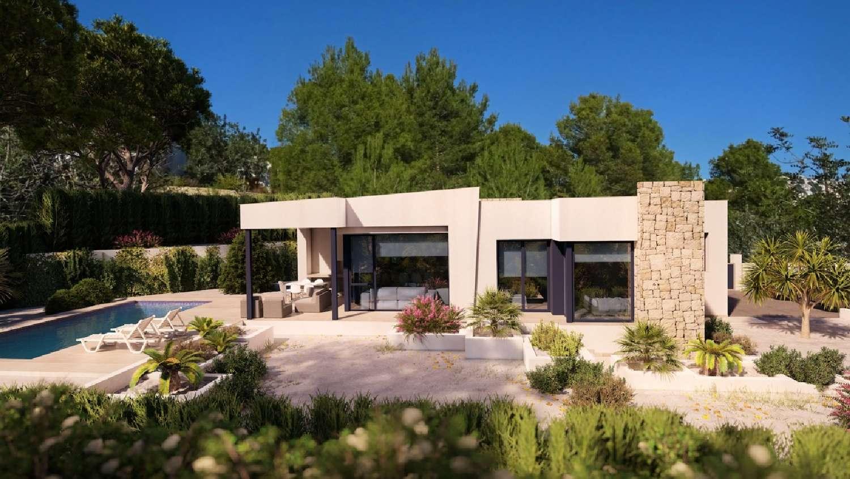 benissa alicante villa foto 4339483