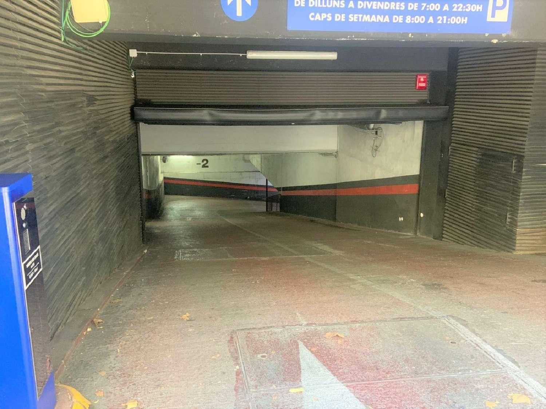 gràcia-camp d'en grassot-gràcia nova barcelona aparcamiento foto 4657189