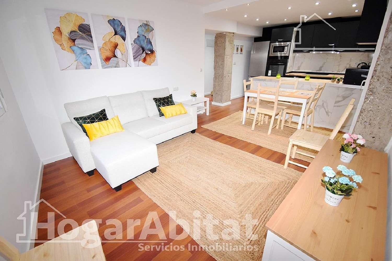 pueblo nuevo valencia piso foto 4654475