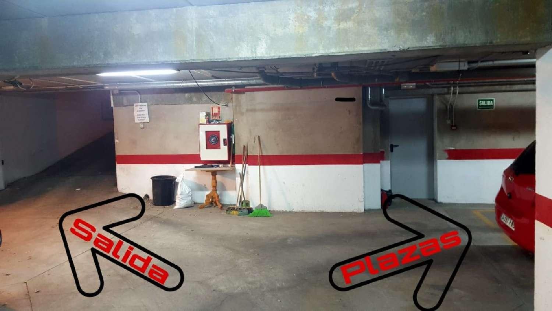 oasis de nazaret lanzarote parkering foto 4441902