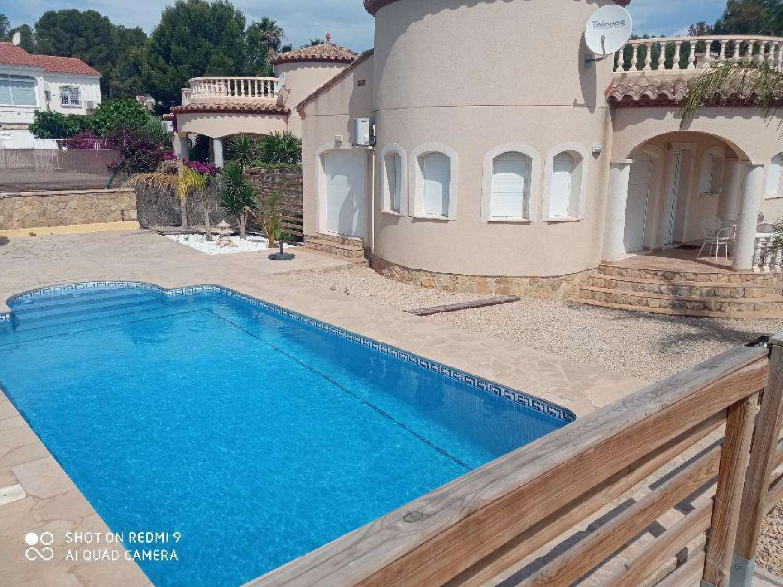l'ametlla de mar tarragona villa foto 4515445