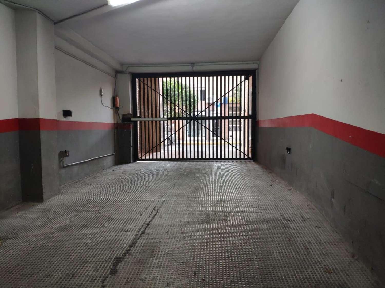 horno de alcedo valencia aparcamiento foto 4521531