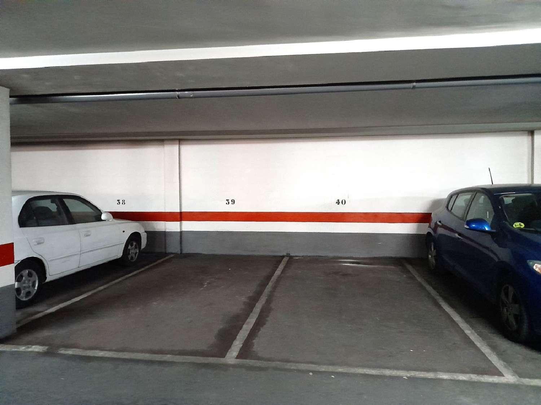 camins al grau penya roja valencia aparcamiento foto 4589659