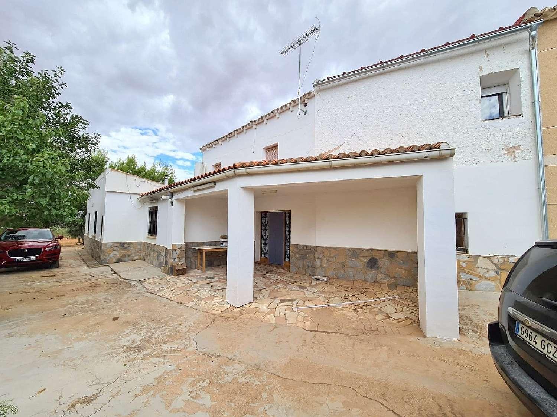 yecla murcia hus på landet foto 4627319