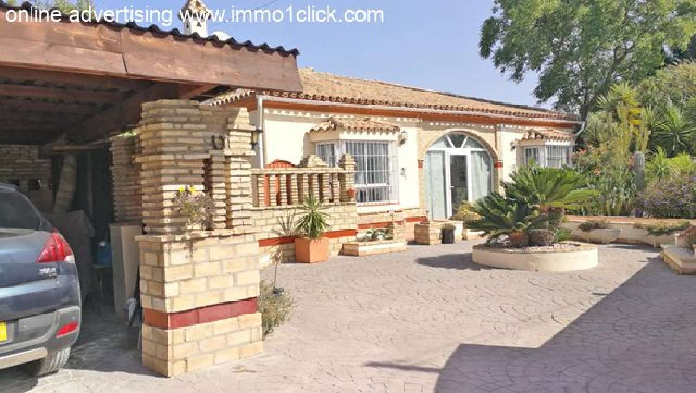 conil de la frontera cádiz finca rústica foto 4615371
