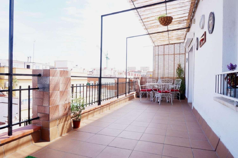 nou barris-prosperitat barcelona ático foto 4638171
