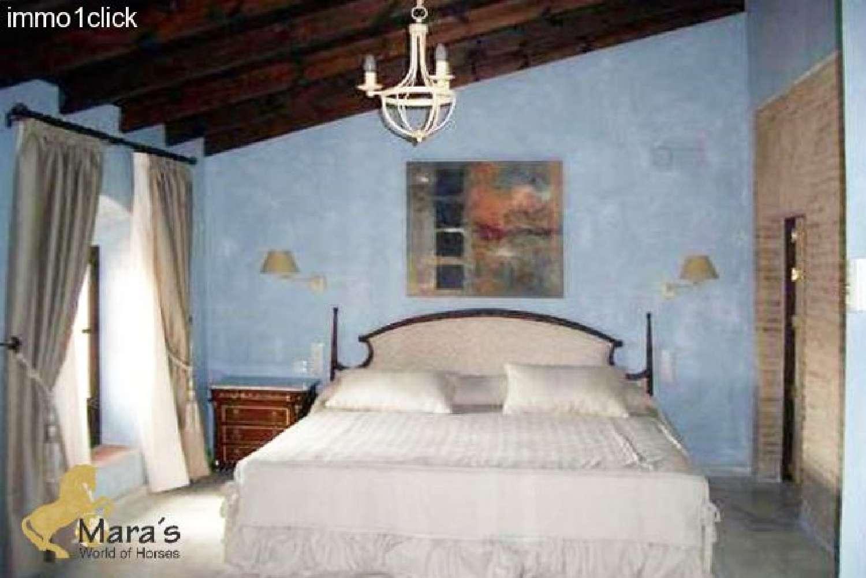 carmona sevilla hus på landet foto 4615350