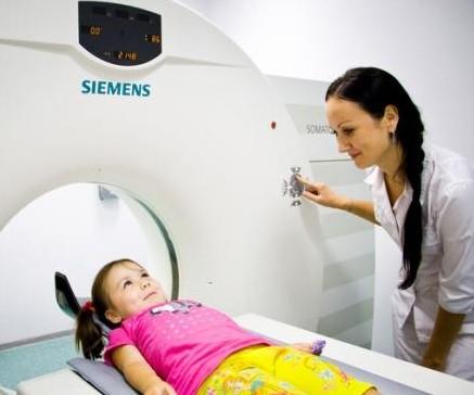 КТ грудной клетки детям