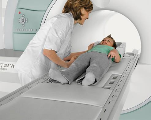 МРТ головы и сосудов детям