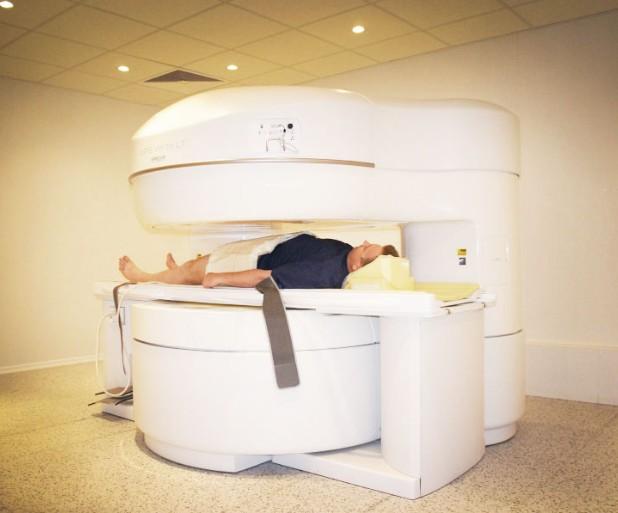 МРТ малого таза в открытом томографе