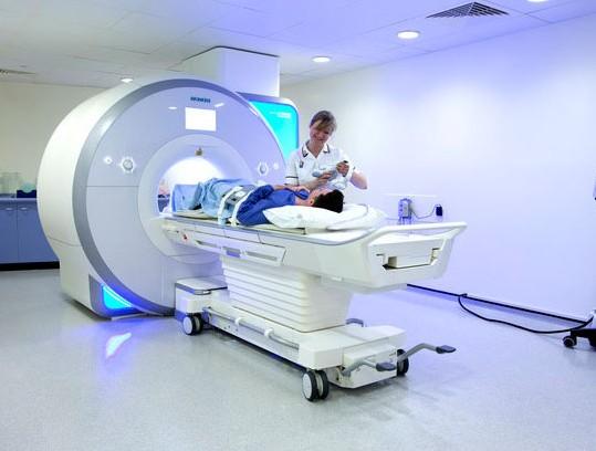 Как делают МРТ малого таза
