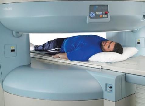 Избыточный вес при МРТ