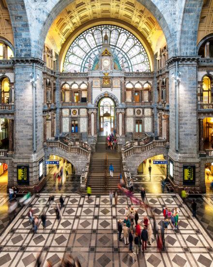 Image for Antwerpen bedrijfsuitje 2 dagen: 15/58 personen