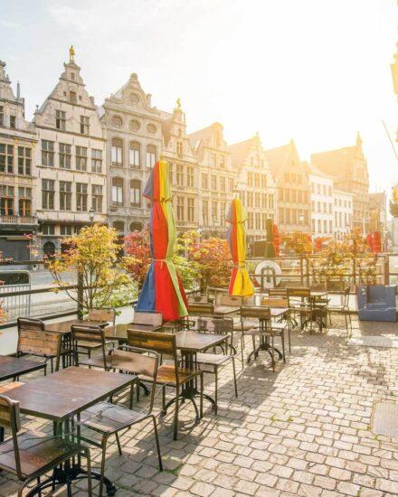 Image for Antwerpen 3 dagen: vrienden & teamgenoten (heren) 4/20 personen