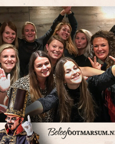 Image for Ootmarsum event 1 dag: vriendinnen/teamgenoten & collega's 6/24 pers.