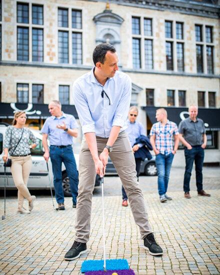 Image for Antwerpen 2 dagen event: Collega's, Raad van Bestuur & Businessclub 15/58 personen