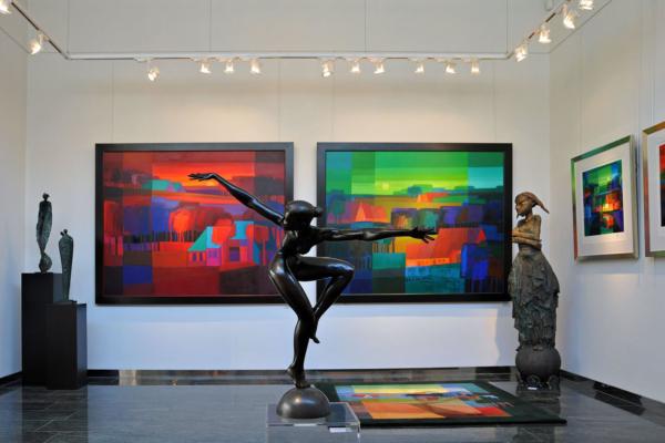 Galerie Ton Schulten 1