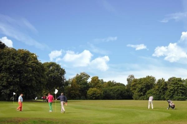 Almelo PH golf 1