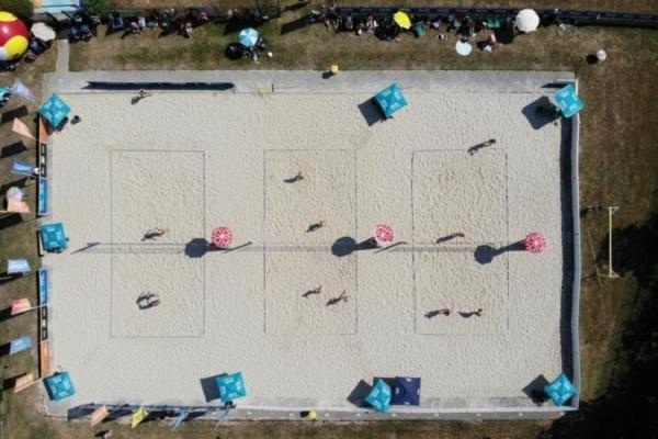 Almelo beachvolley 1