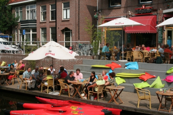 Almelo kanotocht Proeflokaal Belgie