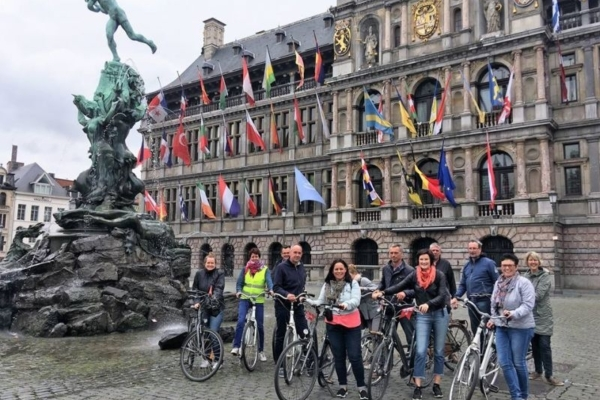 Antwerpen fietstour