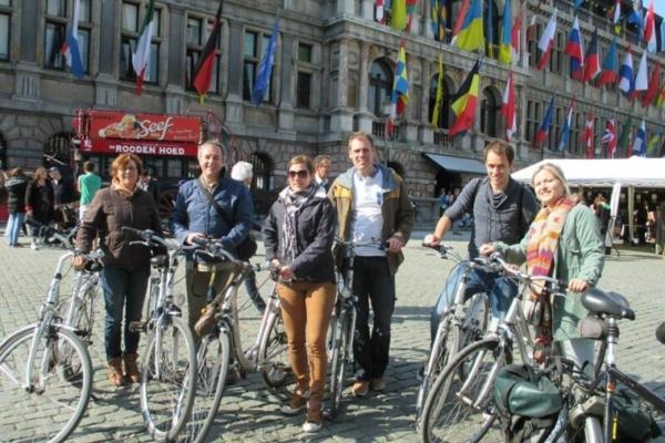 Baja Bikes Antwerpen 2