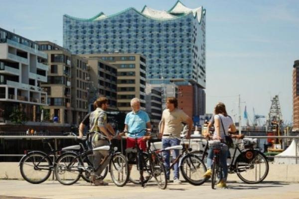 Baja Bikes Hamburg 1