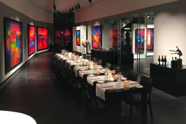 Beleef museum Ton Schulten diner 1