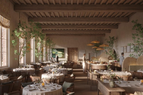 Botanic Sanctuary Antwerp hotel 7