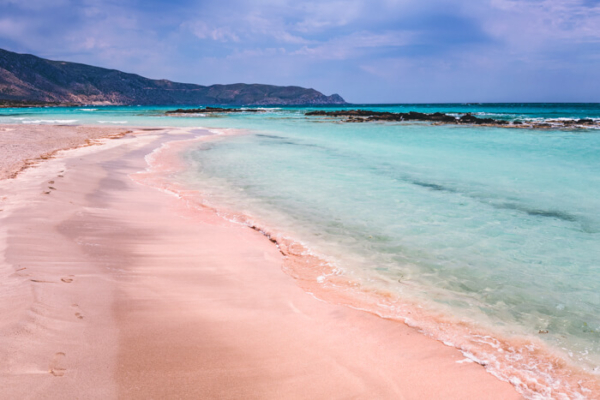 Chania stranden Elafonissi 3
