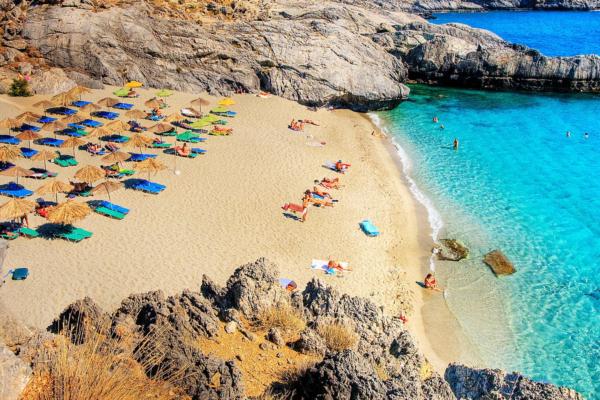 Damnoni beach 2