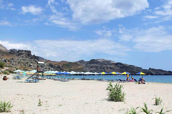 Damnoni beach 4