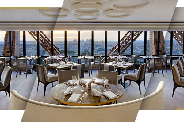 Jules Verne restaurant 1