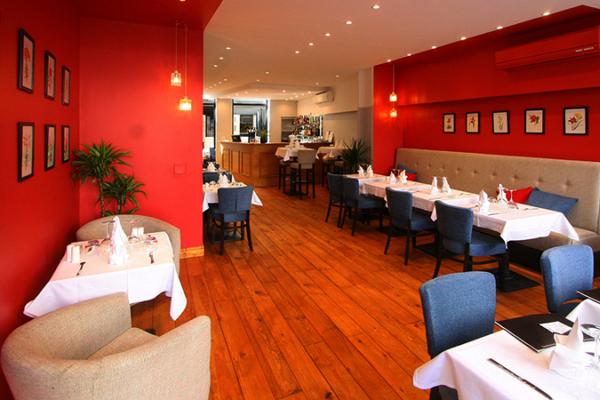 La Fleur restaurant 1