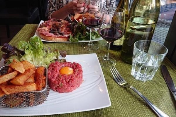 Le Brasserie 217 Paris 1