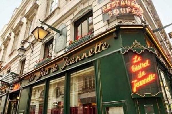 Les Noces de Jeannette Brasserie 1