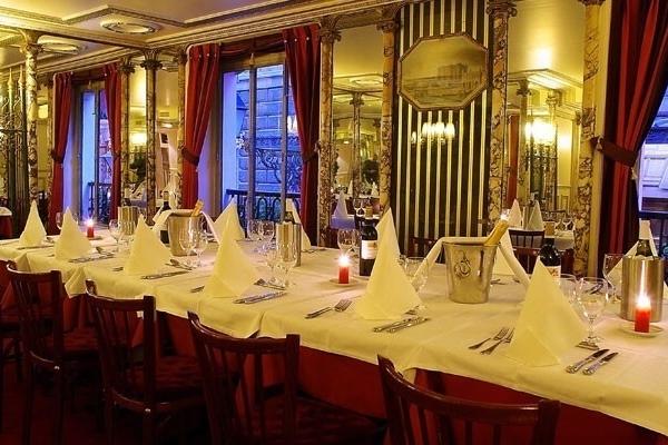 Les Noces de Jeannette Brasserie 2