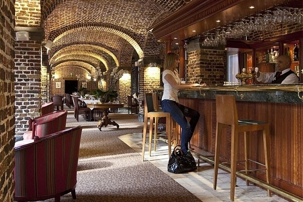 Luik Hotel bar