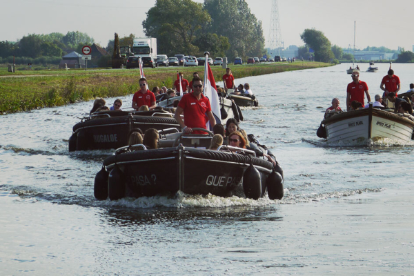 Noord Holland Sloepvaren uitgeest3